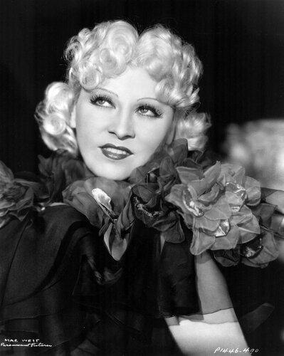 Mae West 1930