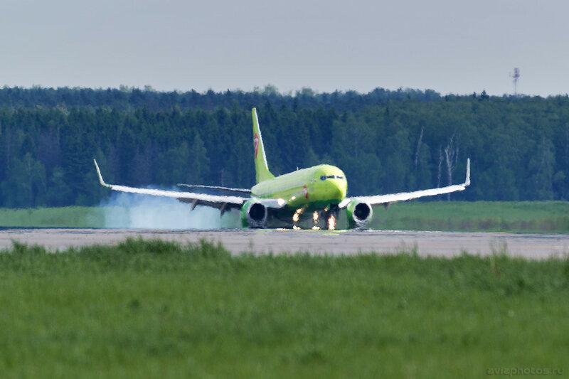 Boeing 737-83N (VP-BND) Глобус 306_D800944