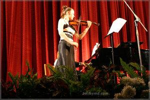 Выступление Александры Конуновой