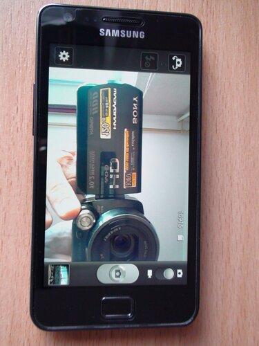 Фронтальная камера