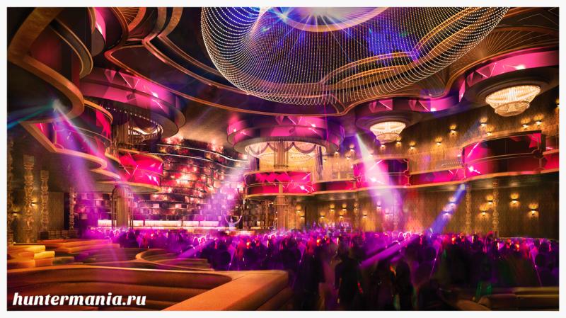 Самый дорогой ночной клуб в мире