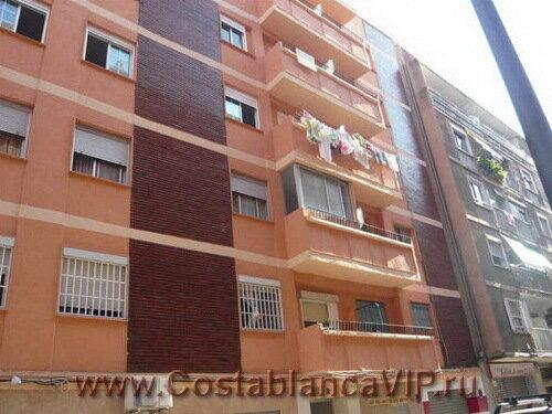 Квартира в Valencia, Квартира в Валенсии, квартира от банков, недвижимость от банков, квартира в Испании, недвижимость в Испании, Коста Бланка, CostablancaVIP
