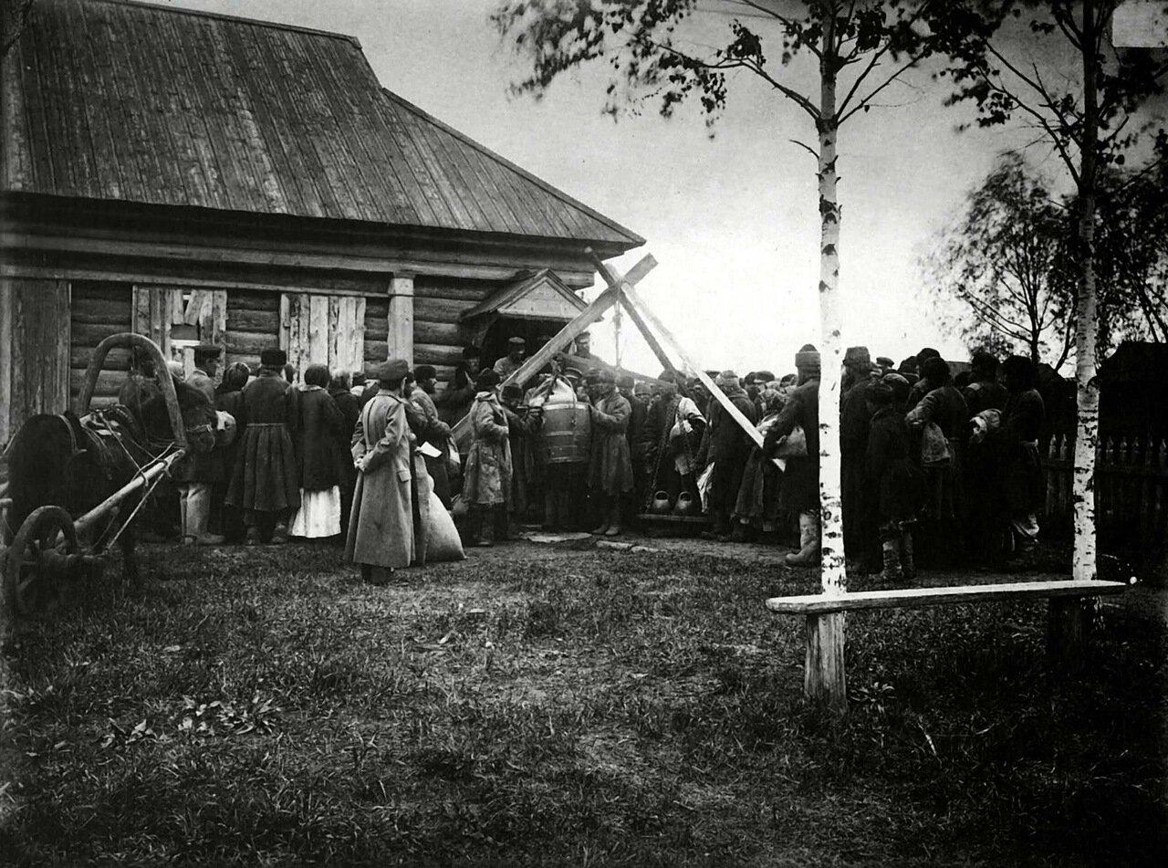пошаговый самые первые фото царской россии шаровидной