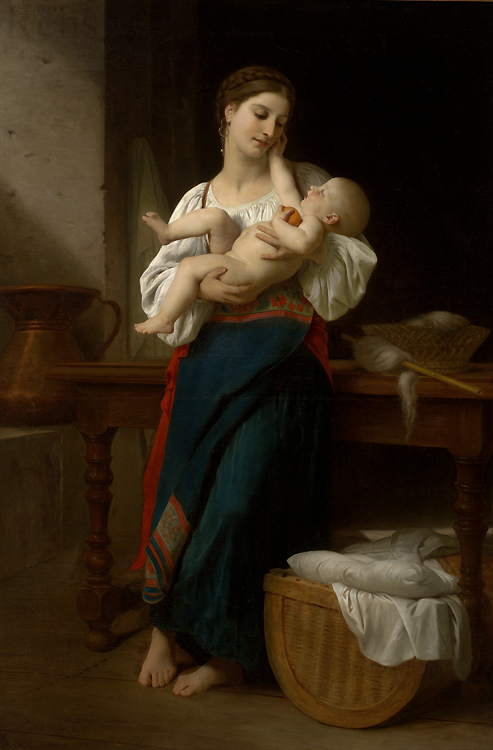 William_A._Bouguereau_-Premières_Caresses_-_1866.jpg