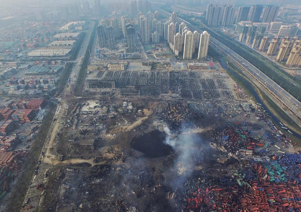 10. Жители домов, пострадавших при взрыве, отказались принимать от администрации района компенсацию