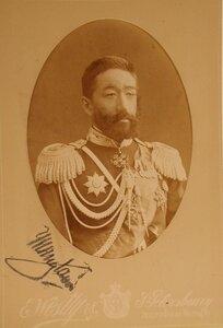 Чингис-Хан Султан Губайдула-Джангерович - генерал от кавалерии