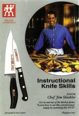 Книга Искусство владения кухонным ножом (Видеокурс)