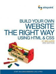 Книга Build Your Own Website The Right Way Using HTML & CSS