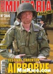 Журнал Armes Militaria Magazine №264