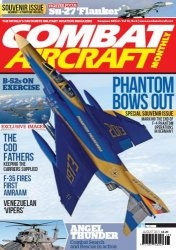Журнал Combat Aircraft Monthly №8 2013