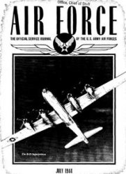Air Force Magazine 1944-07