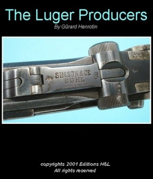 Книга The Luger Producers