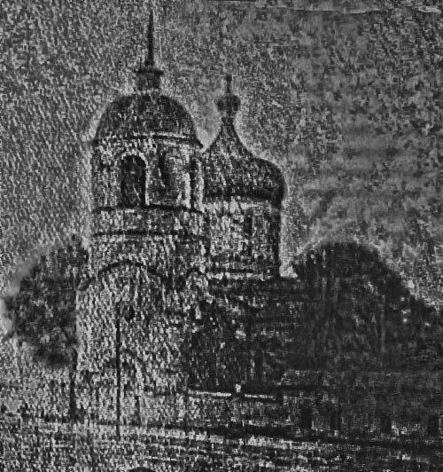 белгородская церковь