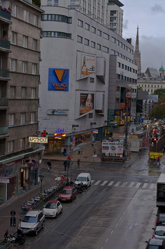 Вена 2011 - День первый