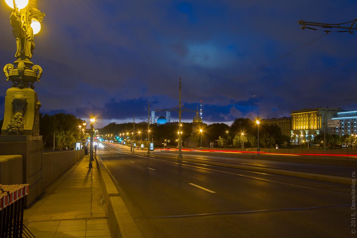 Санкт-Петербург развод мостов 2