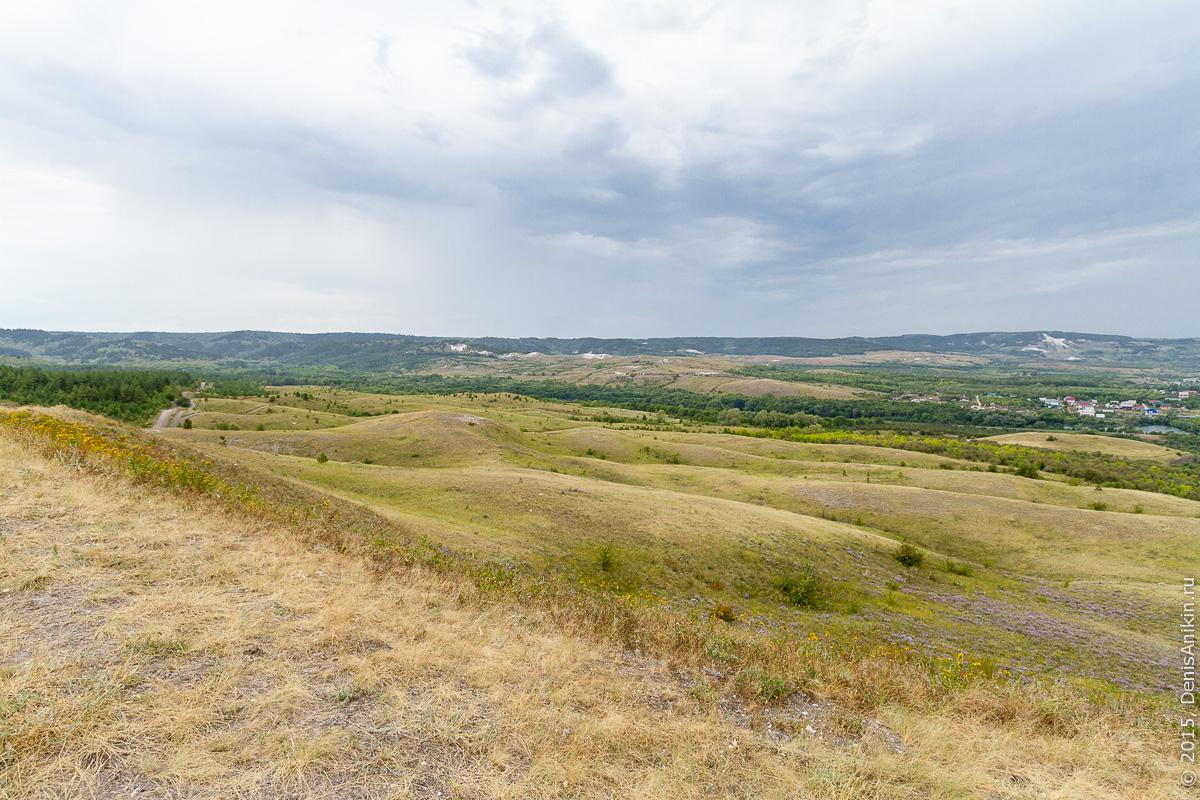 Гора Каланча Хвалынск 2