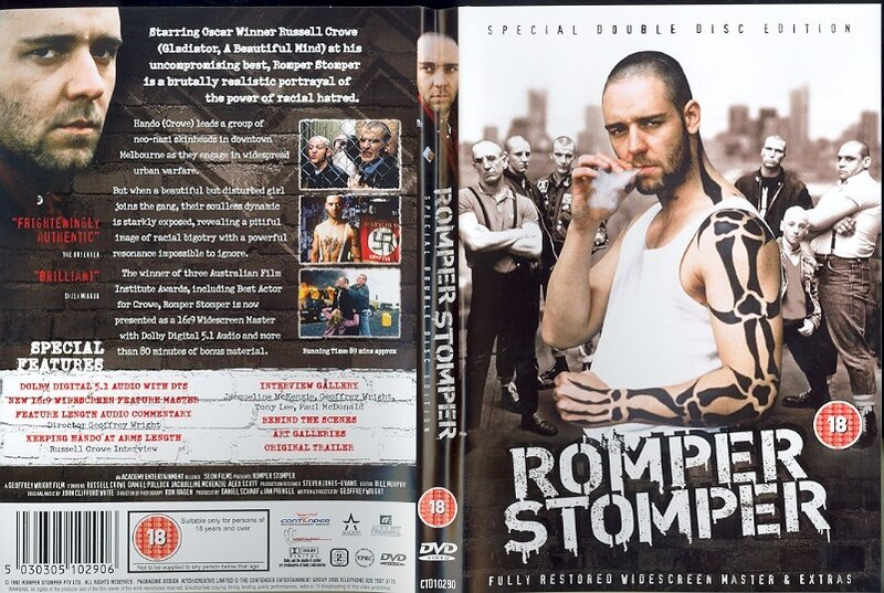 Скины - Romper Stomper (1992) DVDRip