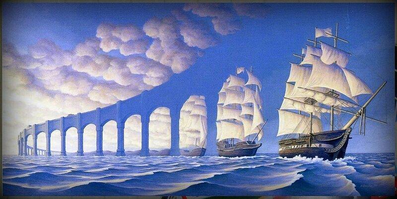 Магический реализм-сюрреализм Роба Гонсалвеса (14).JPG