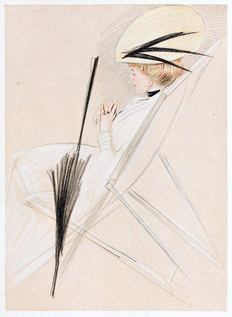 by Robert de Montesquiou, Paris 1913.