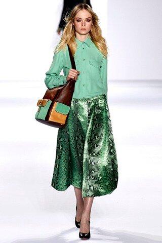 Большие и маленькие модные сумки 2012.