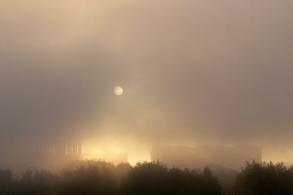 призрак солнца