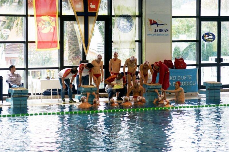 Черногорская команда