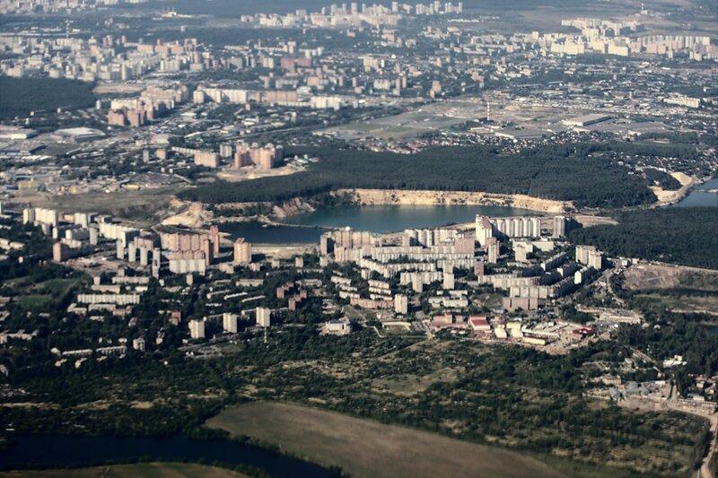 Дзержинский и Котельники