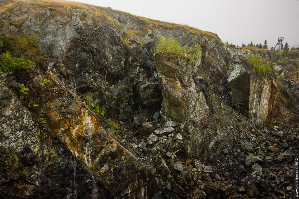 Сарановский хромитовый рудник