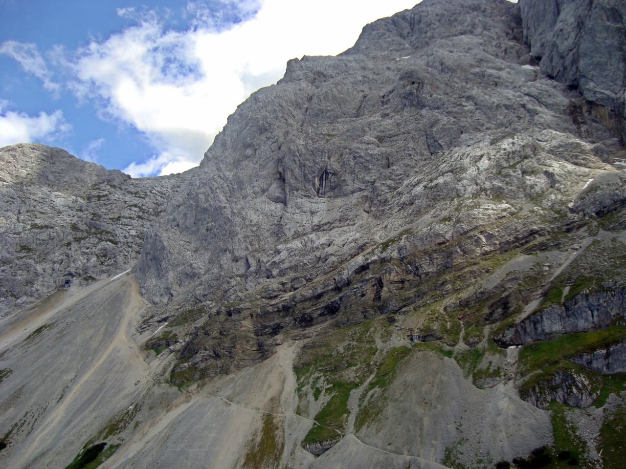 Альпийские скалы