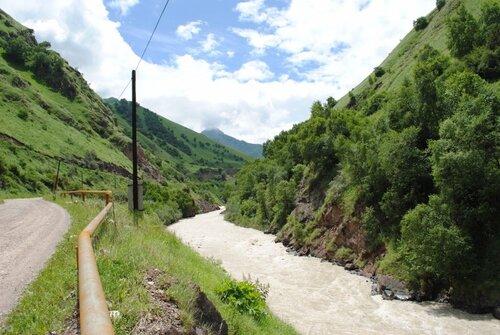 Дорога на Булунгу