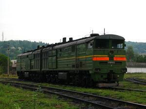 Железные дороги Молдовы модернизируют на деньги Евросоюза