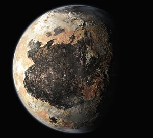 Впервые ученым удалось получить снимки Плутона