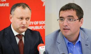 Додон и Усатый не против Соглашения об ассоциации с ЕС