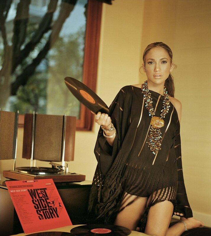 Дженнифер Лопес (Jennifer Lopez) 2002