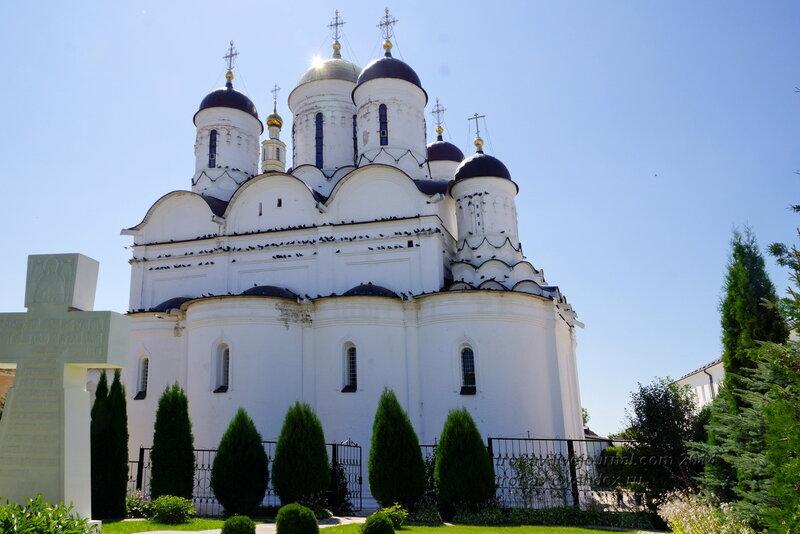 Собор Рождества Богородицы 16 века, Свято-Пафнутиев Боровский монастырь
