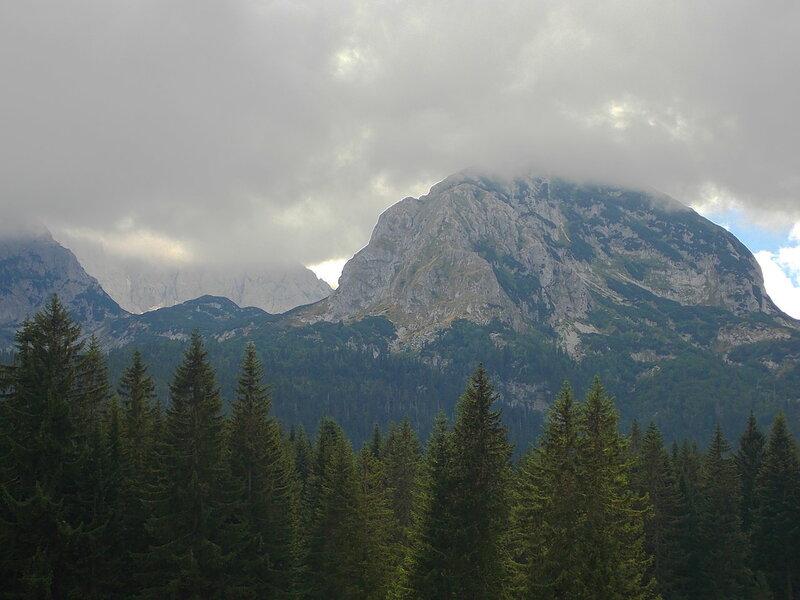Гора Медведь.