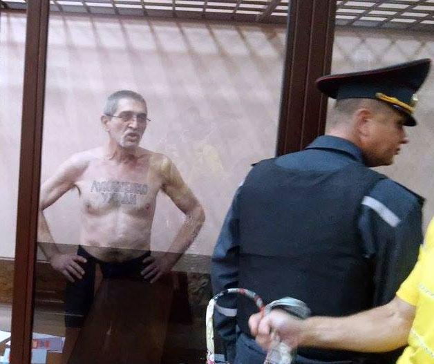 Юрий Рубцов в Пружанском суде