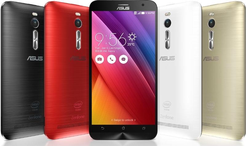 ASUS выпустил смартфон Zenfone 2 с4 Гбоперативки