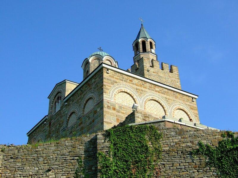 Церковь на вершине