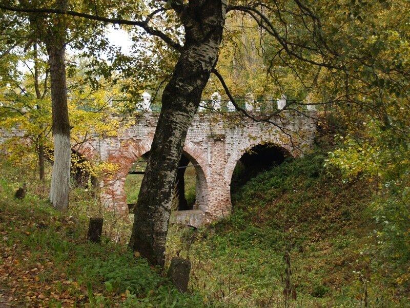 Мост через Медведку, 1911 год