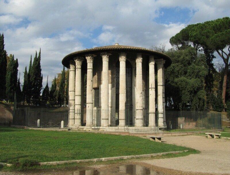 Храм Геркулеса Победителя
