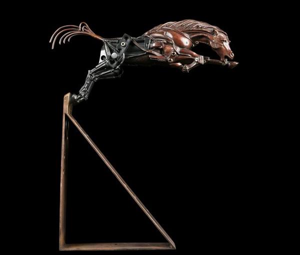 Скульптор Pierre Matter
