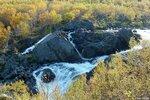Водопады на Титовке и Юринге