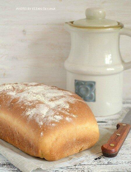 молочный хлеб