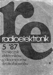 Журнал Radioelektronik №5 1987