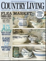 Country Living №1 2008