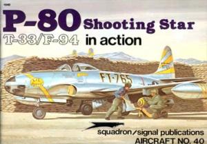 Книга P-80 Shooting Star