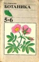 Книга Ботаника. 5-6 класс djvu 6,27Мб