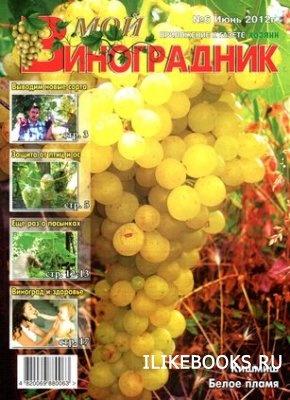 Мой виноградник №6 (июнь 2012)