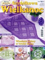 Книга Sabrina Robotki extra №1 2012 Szydelkowa Wielkanoc